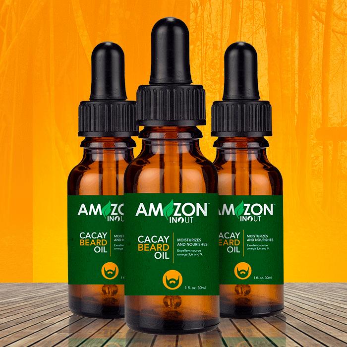 Amazon Beard Oil