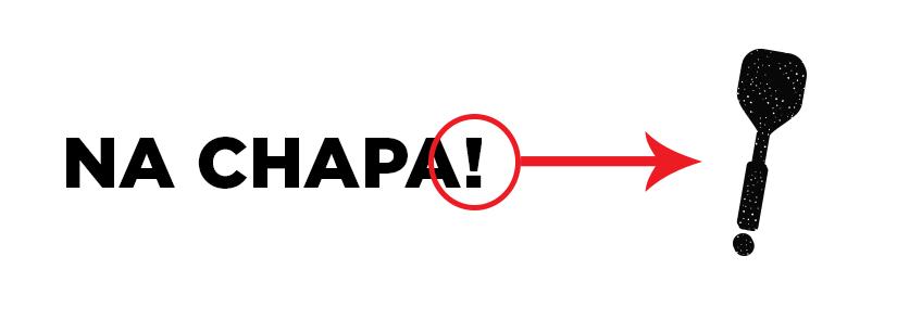 Logo Na Chapa