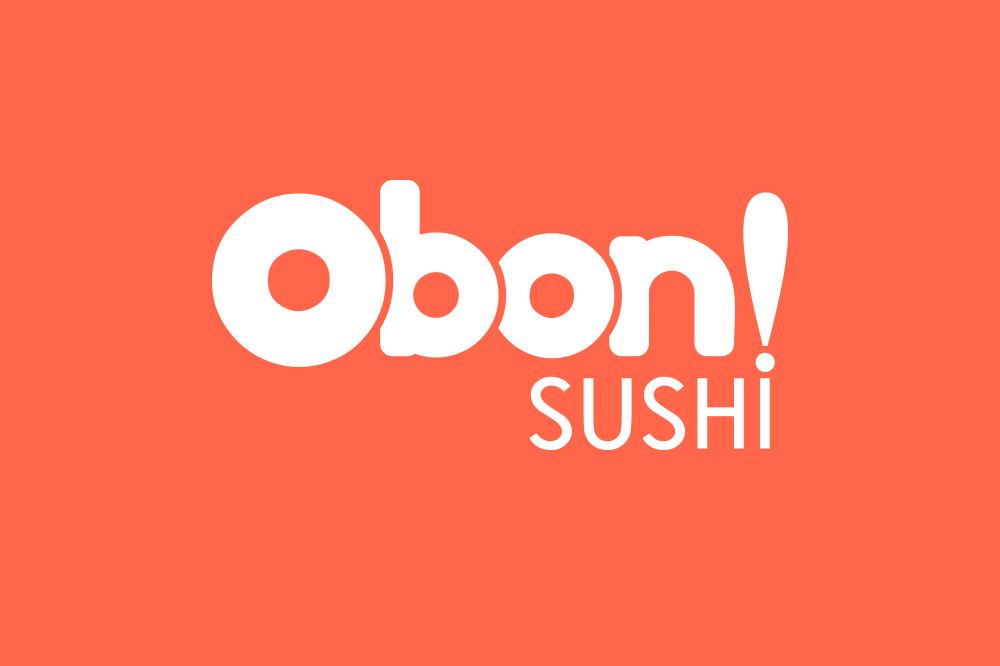 Logo Obon Sushi